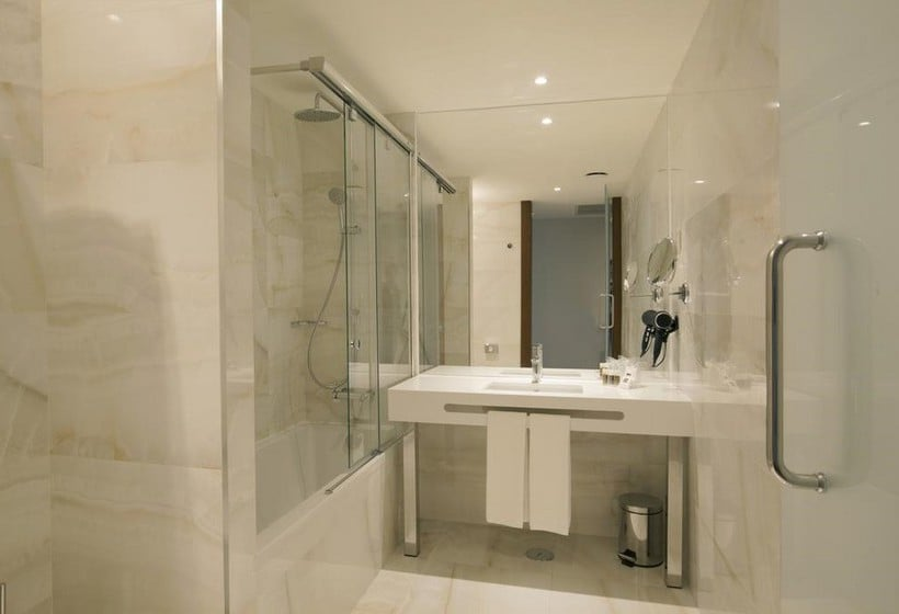 Cuarto de baño Hotel Turim Marques Lisboa