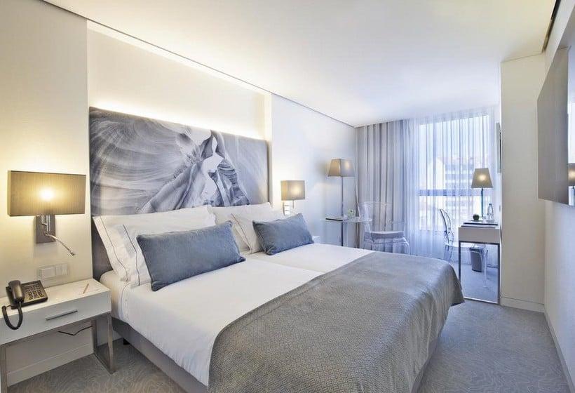 Habitación Hotel White Lisboa